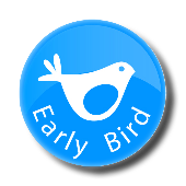 Promo Early Bird logo